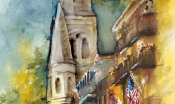 """St. Louis Cathedral """"Ain't She Grand?"""""""